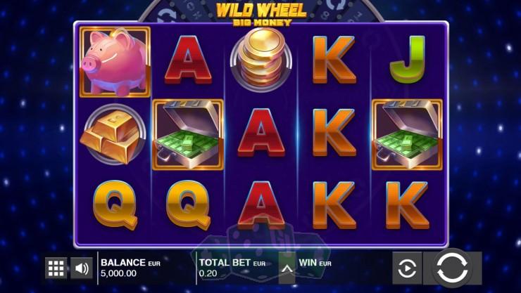 Wild Wheel Titelbild