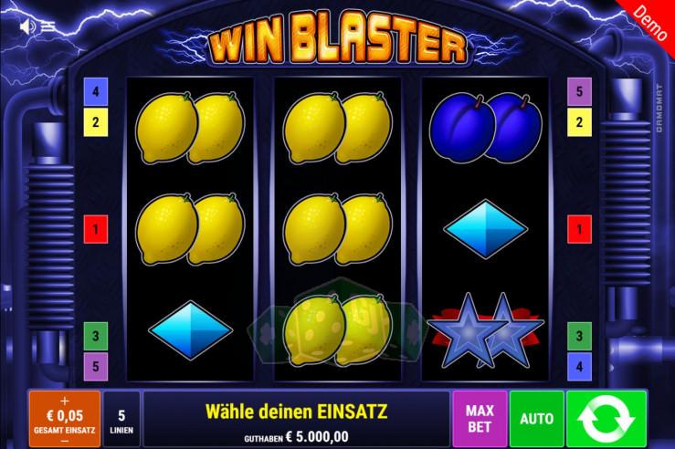 Win Blaster Titelbild