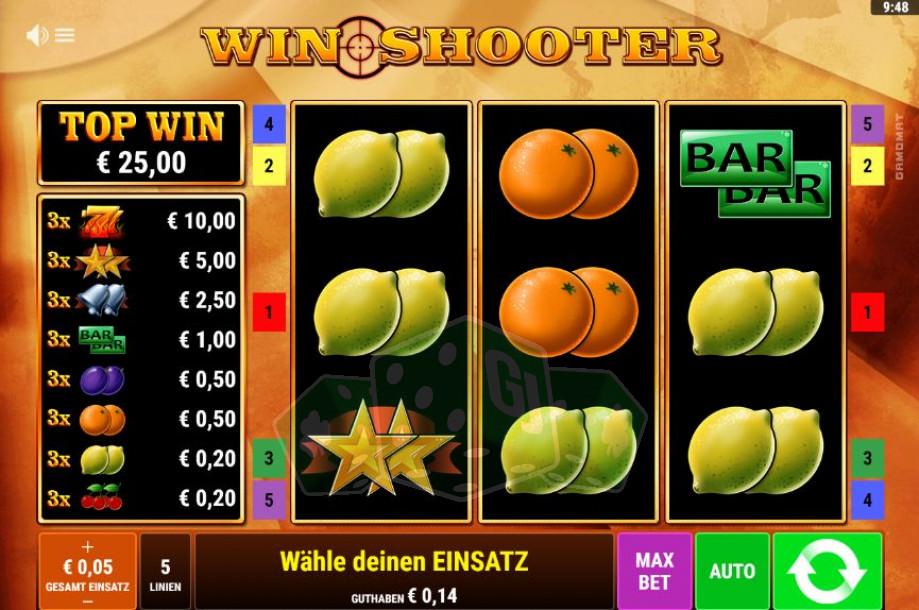 Win Shooter Titelbild