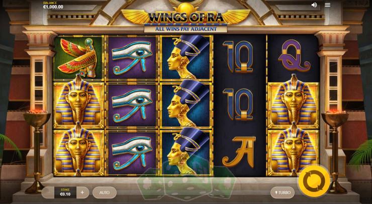 Spiele Wings Of Ra - Video Slots Online