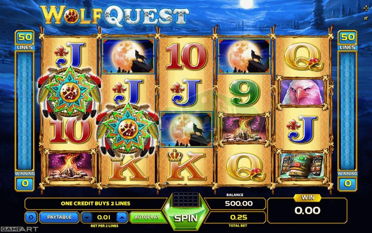 Wolf Quest Online Spielen