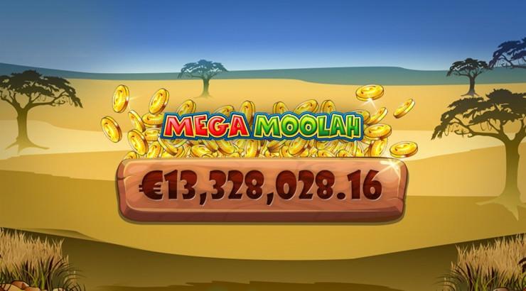 13 Millionen Euro Mega Moolah Jackpot im Januar 2019 geknackt