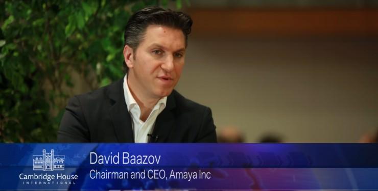 Anklage wegen Insiderhandel gegen Ex-CEO von Amaya wurde fallen gelassen