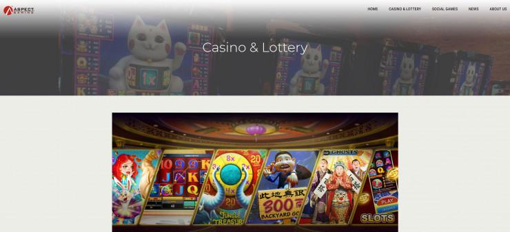 Vorstellung von Aspect Gaming: Slots und Online Casinos mit den Games