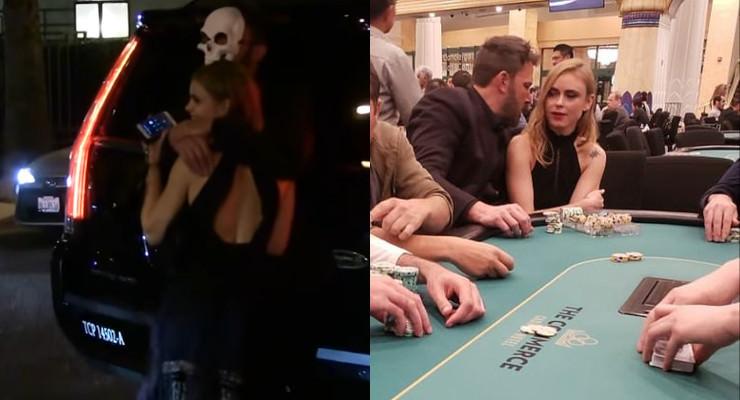 Hollywood-Klatsch: Ben Affleck mit Rückfall – Betrunken im Casino