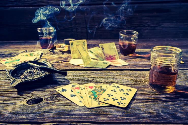 Berlin: Illegales Pokerturnier eskalierte -  eine Frau stirbt