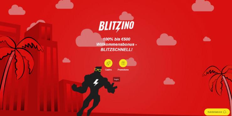 Neu auf GambleJoe: Erste Erfahrungen mit dem Blitzino Online Casino im Test
