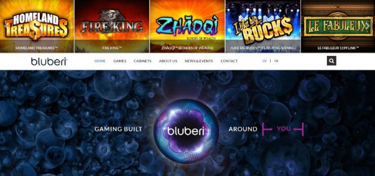 Vorstellung von Bluberi: Slots und Online Casinos mit den Games