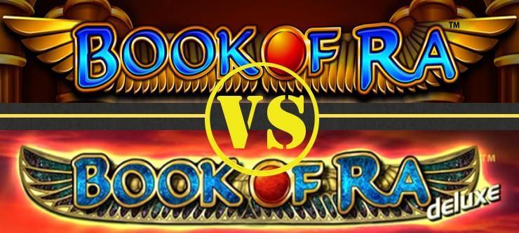 Book of Ra vs. Book of Ra Deluxe: Der Vergleich