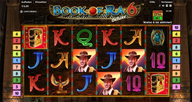 Book Of Ra Fehler