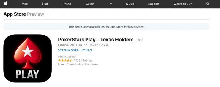 Apple verbannt erste Glücksspiel-Apps aus dem iTunes Store