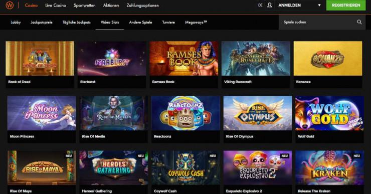 Neu auf GambleJoe: Erste Erfahrungen mit Casino Winner im kurzen Test