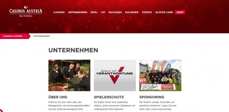 Casinos Austria: Abbau von 500 Stellen durch Aufsichtsrat beschlossen