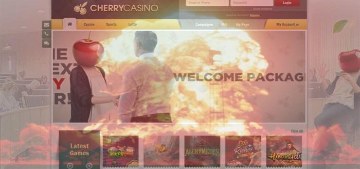cherry casino auszahlung