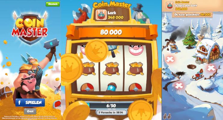 Glücksspiel für Kinder: Coin Master wird von Medienanstalt in Sachen Jugendschutz geprüft
