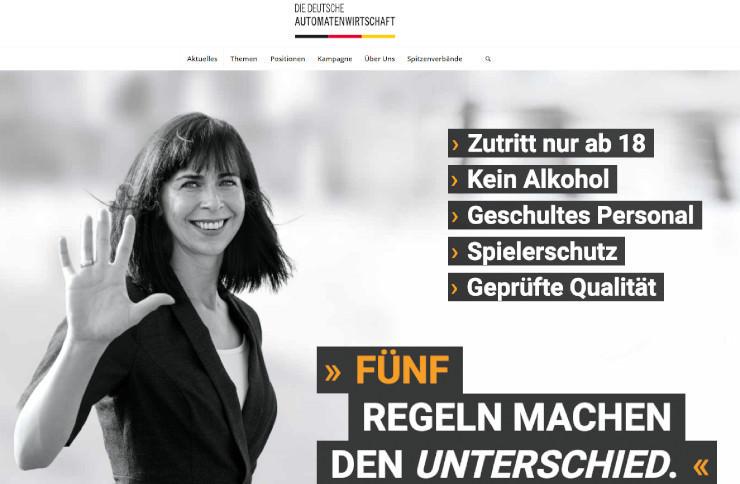 Glücksspielstaatsvertrag 2021: Deutsche Automatenwirtschaft fordert neue Regulierung des Automatenspiels in Deutschland