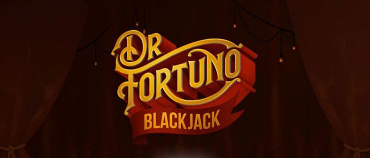 Was ist das neue Dr Fortuno Blackjack von Yggdrasil?