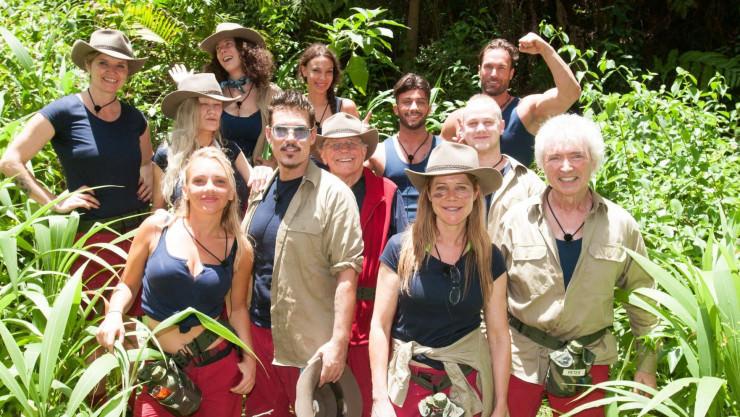 Jungle Camp 2020 Teilnehmer