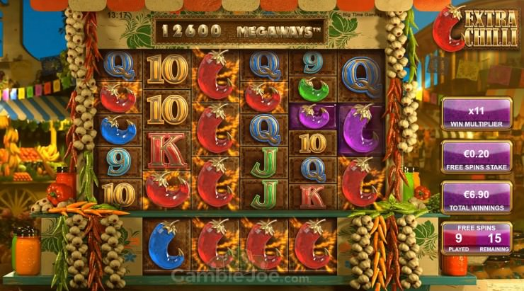Spiele Chilli Festival - Video Slots Online