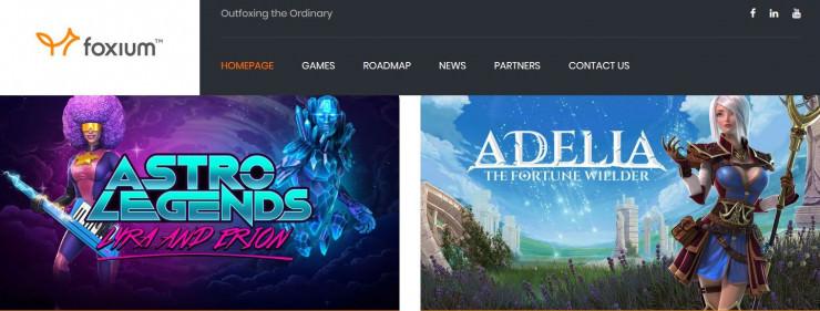 Vorstellung von Foxium: Slots und Online Casinos mit den Games