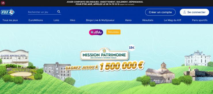 Frankreich: Privatisierung der staatlichen Lotterie