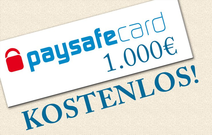 Paysafecard Umsonst