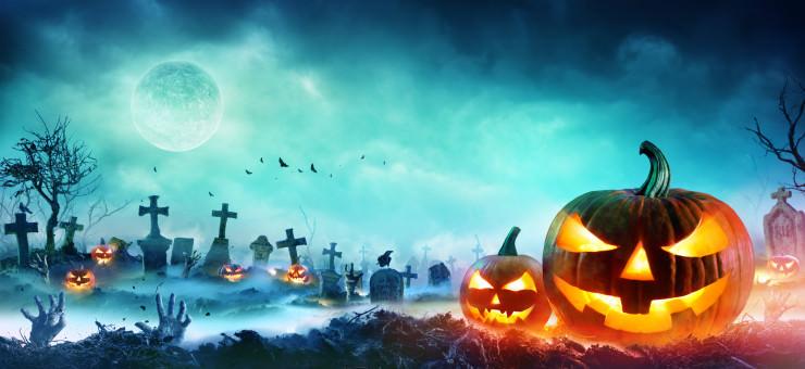 Die besten neuen Halloween-Slots für 2018