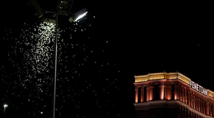 Las Vegas kämpft mit Heuschrecken Invasion – neue biblische Plage?