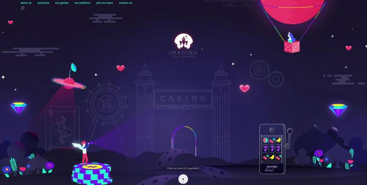 Vorstellung von Imagina Gaming: Slots und Online Casinos mit den Games