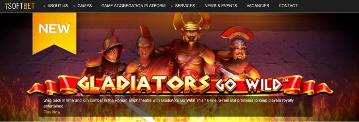 Vorstellung von iSoftBet: Slots und Online Casinos mit den Games