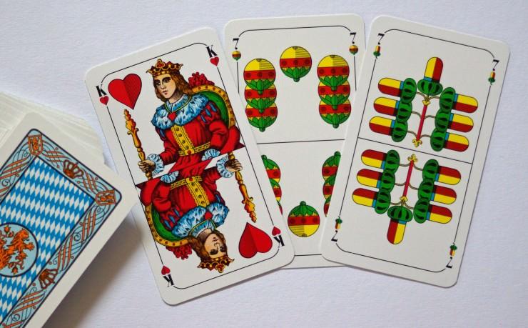 Glücksspiel Mit Karten