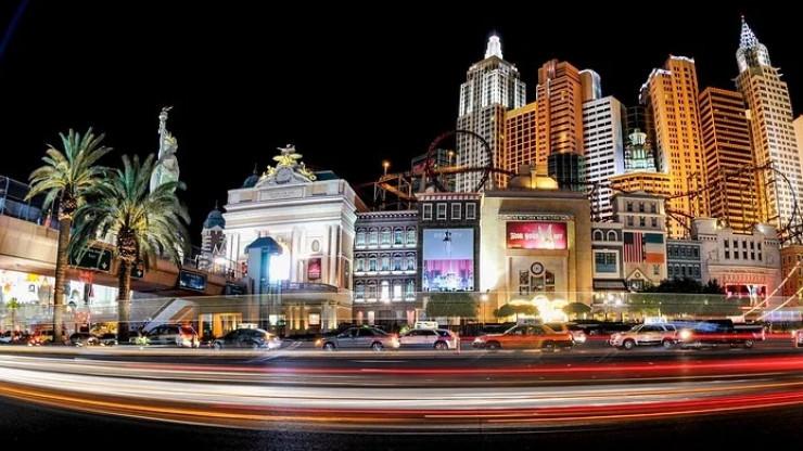 Geht das Las Vegas Sands bald auch Online?