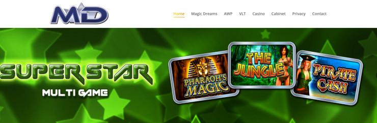 Vorstellung von Magic Dreams: Slots und Online Casinos mit den Games