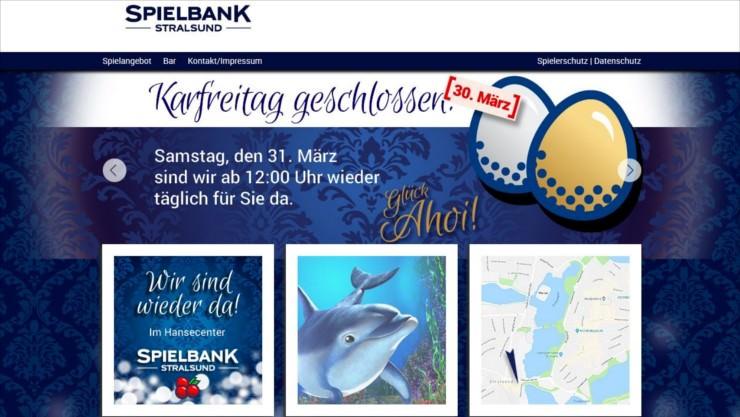 Spielbank Mecklenburg Vorpommern