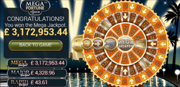 Spiele Mega Fortune Dreams Slots - Video Slots Online