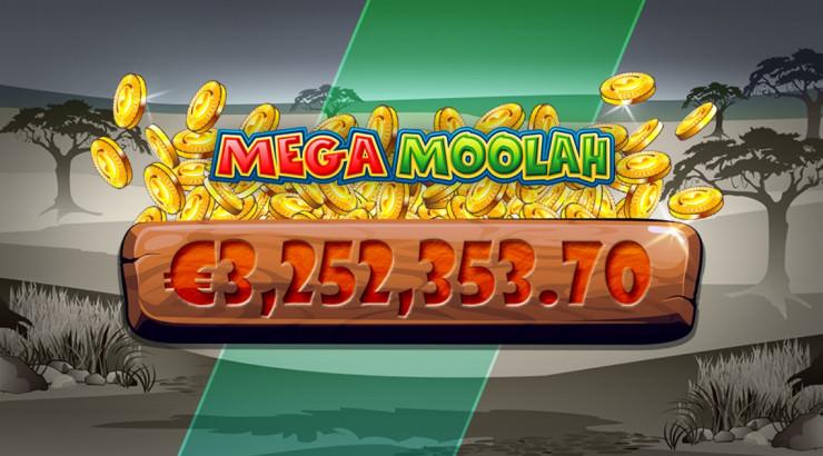 Brite knackt 3,2 Millionen Euro Jackpot bei Mega Moolah im November 2019