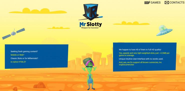 Vorstellung von MrSlotty: TOP Slots und Online Casinos mit den Games