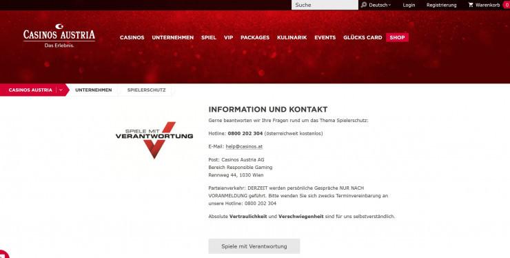 Kritiker bemängeln unzureichenden Spielerschutz in österreichischen Spielbanken