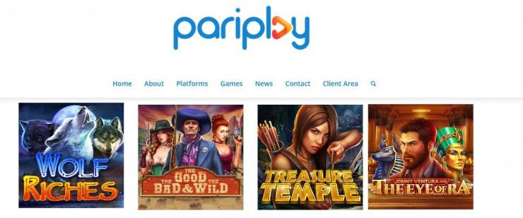 Neue Slots von PariPlay getestet – kurze Vorstellung der neueren Games