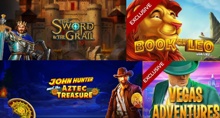 Neue Online Slots