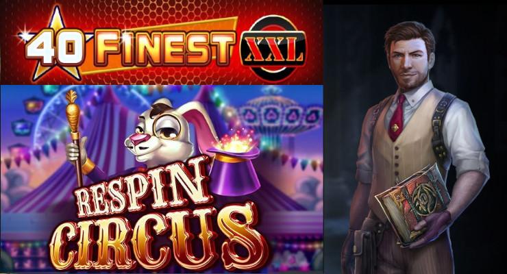 Neue Slots für Anfang Juli 2019 in den Online Casinos