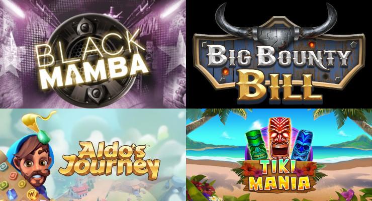 Neue Slots in der dritten Novemberwoche in den Online Casinos
