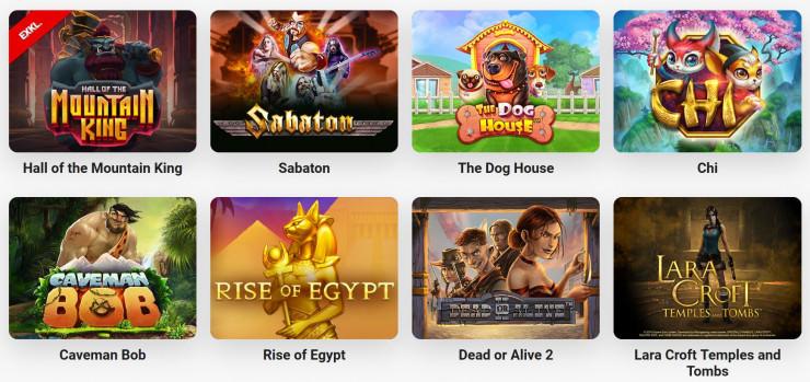 Neue Slots im Mai 2019 in den Online Casinos