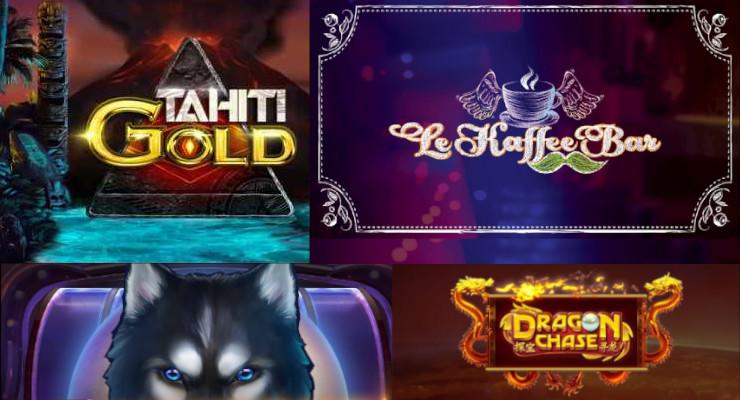 Neue Slots für Mitte Juni 2019 in den Online Casinos