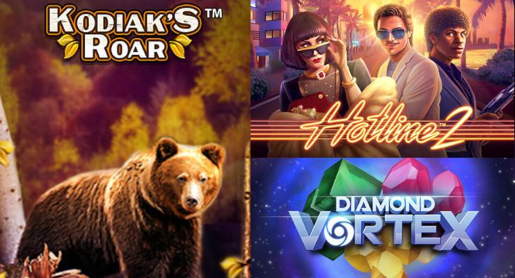 Neue Spielautomaten für Ende August 2020 in den Online Casinos