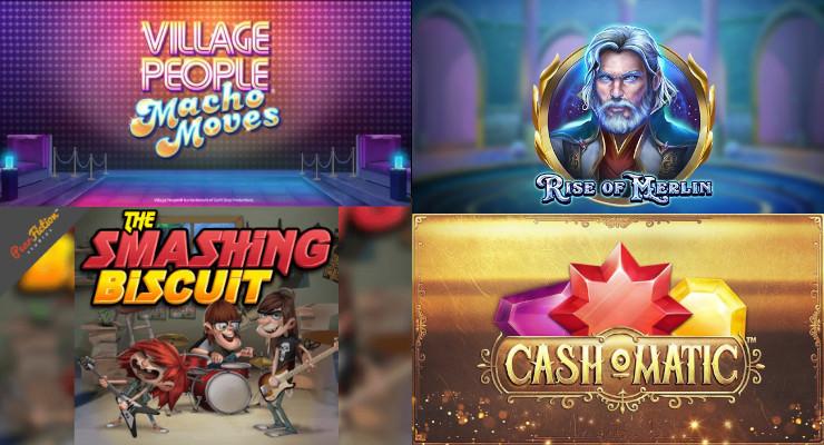 Neue Slots für Ende Juni 2019 in den Online Casinos