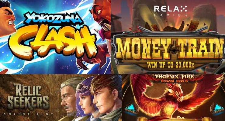 Neue Slots in den Online Casinos in der zweiten Augustwoche 2019