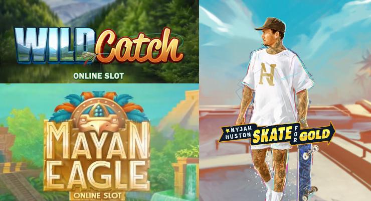 Neue Slots in der zweiten Juliwoche 2020 in den Online Casinos