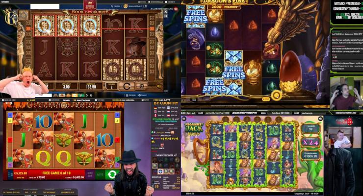 Neues von den Online-Casino-Streamern – dritte Augustwoche 2020
