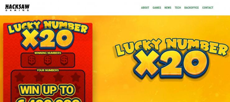 Rubbellose in Online Casinos – Vorstellung von Hacksaw Gaming